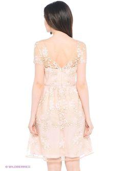 Платья Luis Civit                                                                                                              розовый цвет