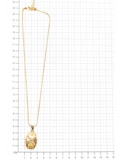 Колье Bijoux Land                                                                                                              Золотистый цвет