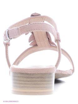 Сандалии Caprice                                                                                                              розовый цвет