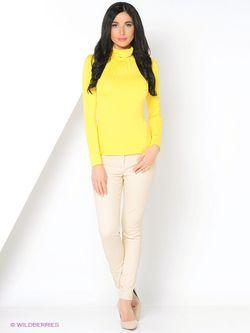 Водолазки RUXARA                                                                                                              желтый цвет