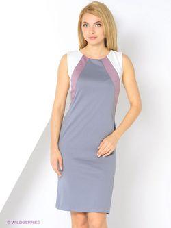 Платья La Fleuriss                                                                                                              фиолетовый цвет