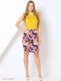 Блузки YUVITA                                                                                                              Горчичный цвет