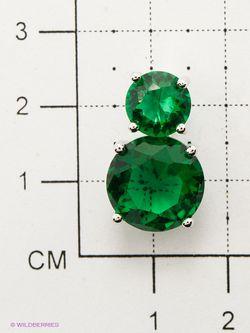 Подвески Royal Diamond                                                                                                              зелёный цвет