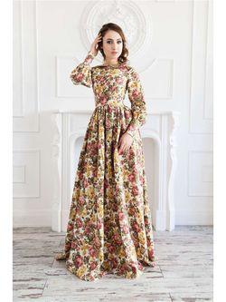 Платья Anastasia Kovall                                                                                                              коричневый цвет