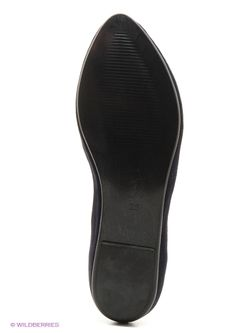 Туфли Inario                                                                                                              синий цвет