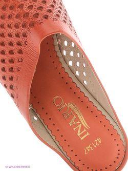 Туфли Inario                                                                                                              оранжевый цвет