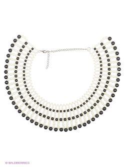 Колье Lovely Jewelry                                                                                                              белый цвет
