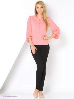 Блузки FORLIFE                                                                                                              розовый цвет