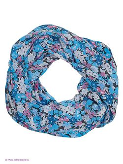Шарфы Shapkoff                                                                                                              голубой цвет