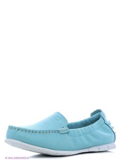 Мокасины Covani                                                                                                              голубой цвет
