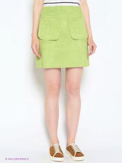 Юбки &Berries                                                                                                              зелёный цвет