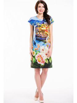 Платья Remix                                                                                                              синий цвет