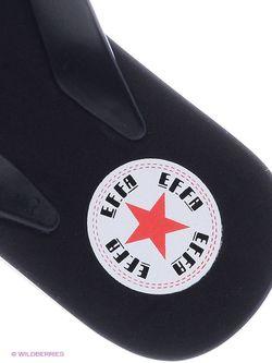 Шлепанцы Effa                                                                                                              красный цвет