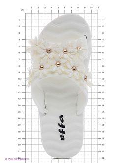 Пантолеты Effa                                                                                                              белый цвет