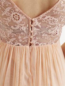 Платья Vila                                                                                                              бежевый цвет