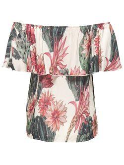 Блузки Only                                                                                                              розовый цвет