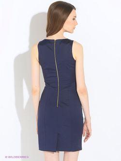 Платья MOTIVI                                                                                                              синий цвет
