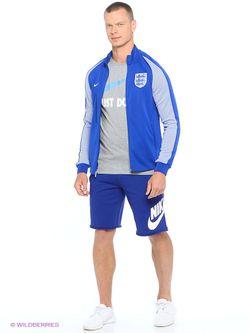 Футболка Nike                                                                                                              серебристый цвет