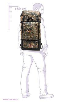 Рюкзаки Huntsman                                                                                                              чёрный цвет