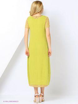 Платья D`Imma                                                                                                              Салатовый цвет