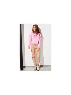 Свитшоты iSwag                                                                                                              розовый цвет