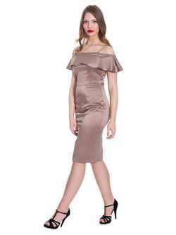 Платья JATRAW                                                                                                              бежевый цвет