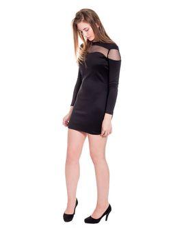 Платья JATRAW                                                                                                              черный цвет