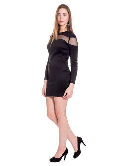 Платья JATRAW                                                                                                              чёрный цвет