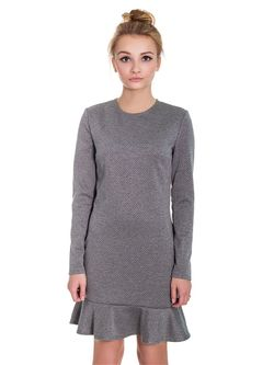 Платья JATRAW                                                                                                              серый цвет