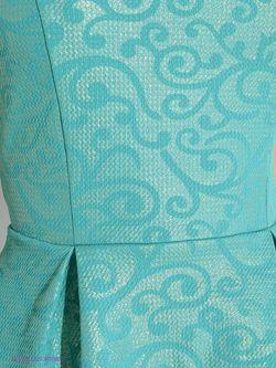 Кофточка Colambetta                                                                                                              Бирюзовый цвет
