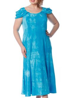 Платья BERKLINE                                                                                                              голубой цвет