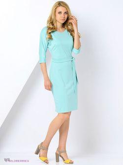 Платья PF                                                                                                              Бирюзовый цвет