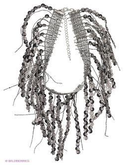 Колье Lastoria                                                                                                              серебристый цвет