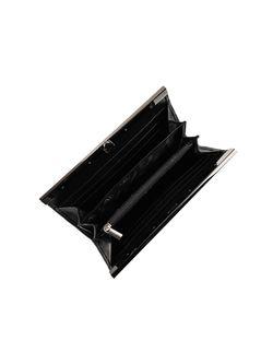 Портмоне Zinger                                                                                                              черный цвет
