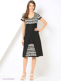 Платья D`Imma                                                                                                              черный цвет
