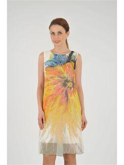 Платья M&L                                                                                                              желтый цвет