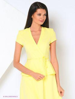 Блузки Виреле                                                                                                              желтый цвет