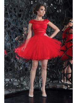 Платья to be bride                                                                                                              красный цвет