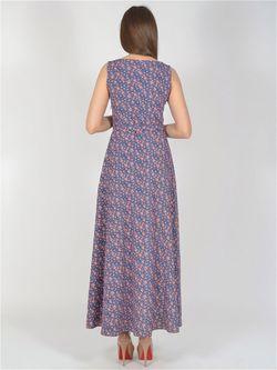 Платья VISERDI                                                                                                              синий цвет