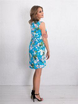 Платья MARUSЯ                                                                                                              голубой цвет