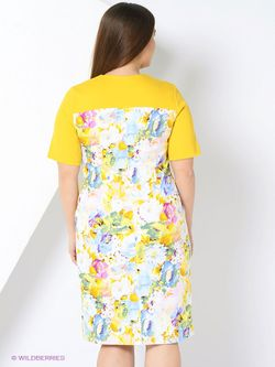 Платья V&V                                                                                                              желтый цвет