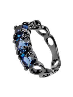 Кольца Bijoux Land                                                                                                              черный цвет