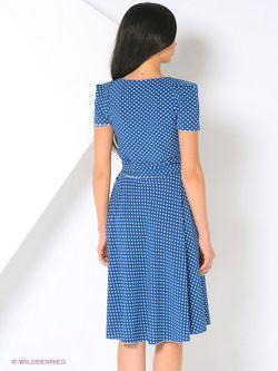 Платья BERTEN                                                                                                              синий цвет