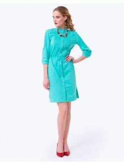 Платья LO                                                                                                              Лазурный цвет