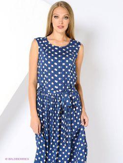 Платья Kristina                                                                                                              синий цвет