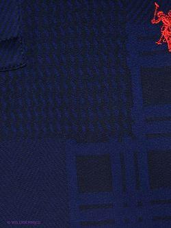 Футболка U.S. Polo Assn.                                                                                                              синий цвет