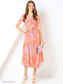 Платья FORTUNA                                                                                                              розовый цвет