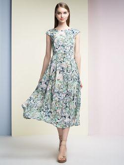 Платья Pompa                                                                                                              зелёный цвет