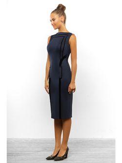 Платья IMAGEFOR                                                                                                              синий цвет