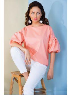 Блузки BAON by LIASAN UTIASHEVA                                                                                                              розовый цвет